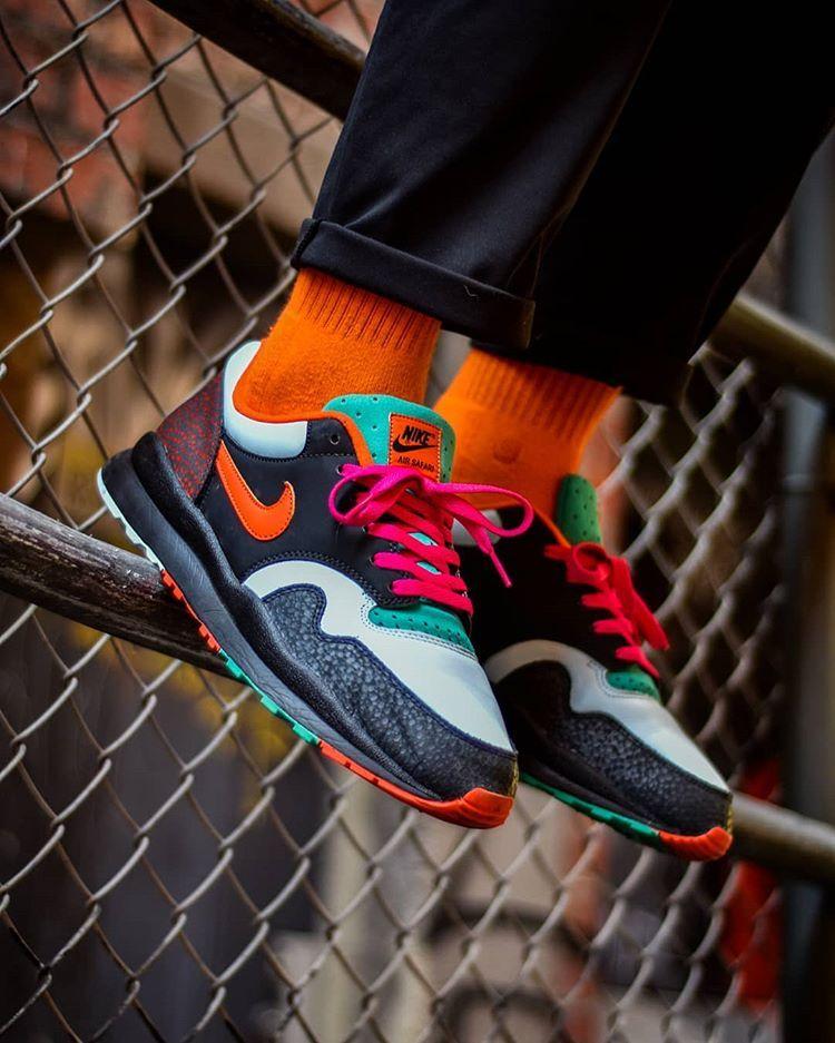 """Nike Air Safari """"Supreme Tech Pack"""