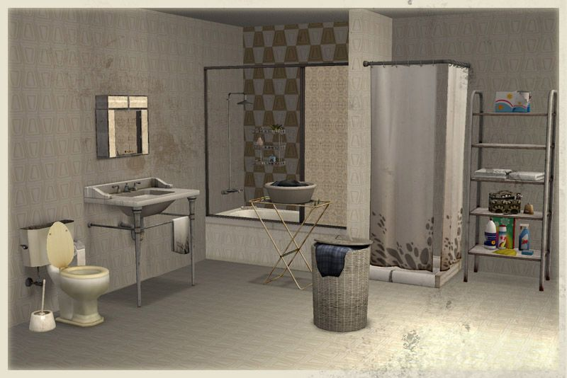 Mod The Sims   Broken Bathroom ?