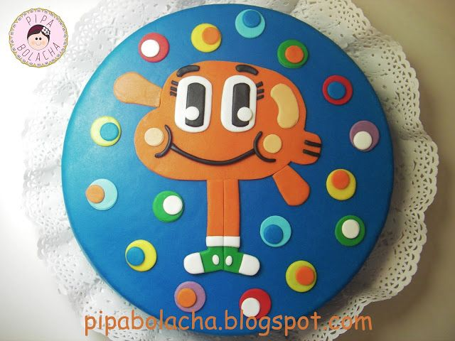 Pin By Herssilia Valcan On Tort Gumball Desene