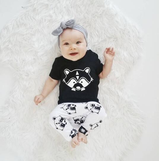 Panda Baby Pijama 2PCS