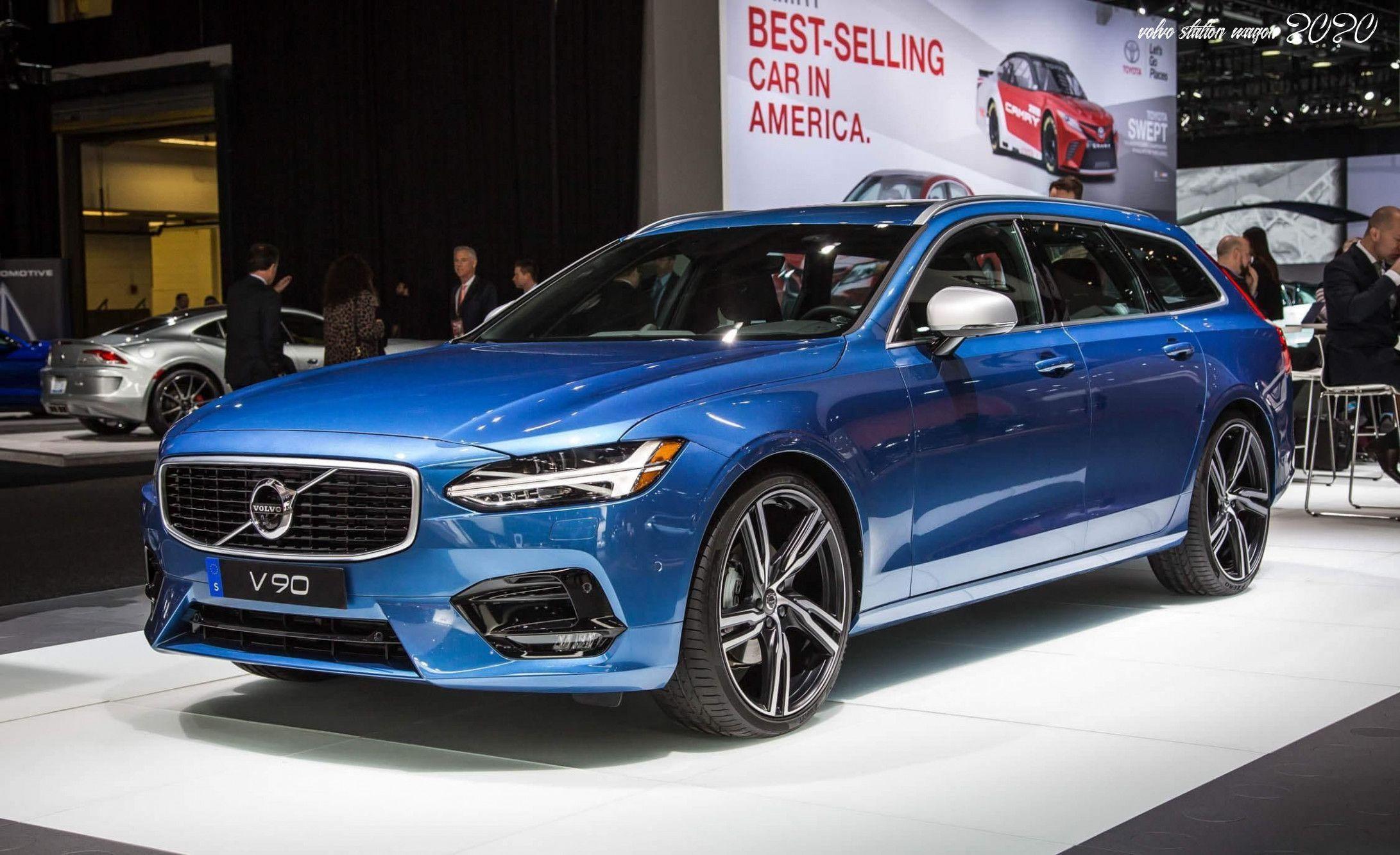 Volvo Station Wagon 2020 En 2020 Autos