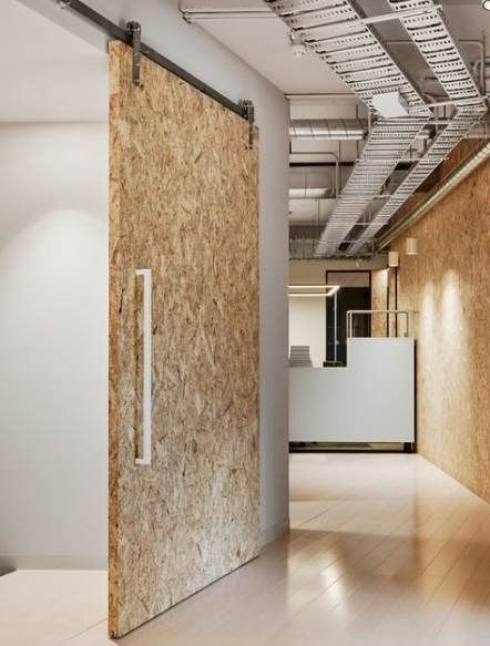 39 Trendy Home Plans Barn Sliding Doors Barn Doors Home Plans Sliding Trendy In 2020 Sliding Door Design Diy Bathroom Design Chipboard Interior