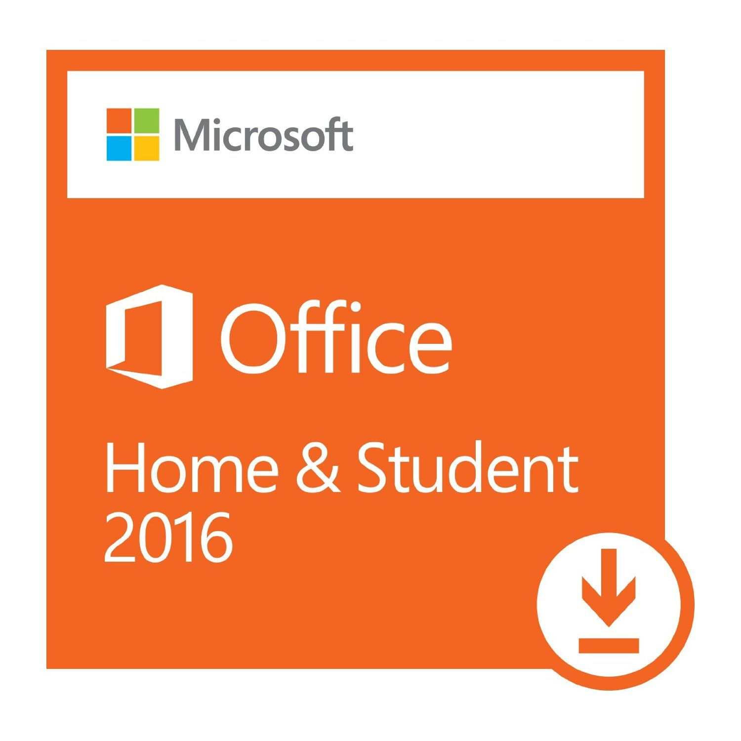 Amazonsmile Microsoft Office Home And Student 2016 1 User Pc