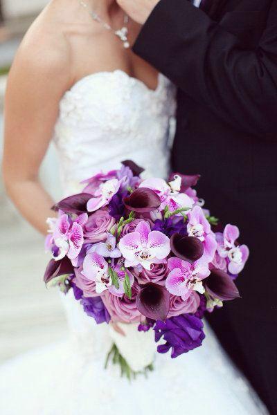Explore Wedding Ideas Purple Colors And More