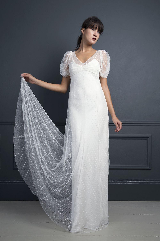 Wedding dress slip  The Kate Moss dress  Slip wedding dress Wedding dress and Weddings