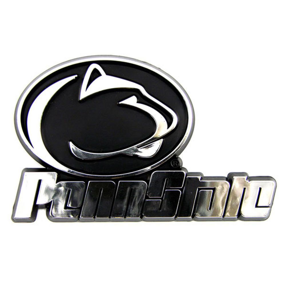 Penn State Nittany Lions Car Auto Emblem Decal Sticker