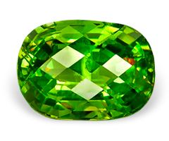 Demantoid Garnet. Garnet minerals have been known and used for many years; Demantoid garnet however was discovered only in 1853, in the Russian Ural Mountains.