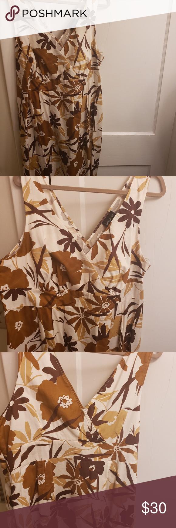 Nwt Lane Bryant Summer Dress Summer Dresses Sleeveless Dress Summer Clothes Design [ 1740 x 580 Pixel ]