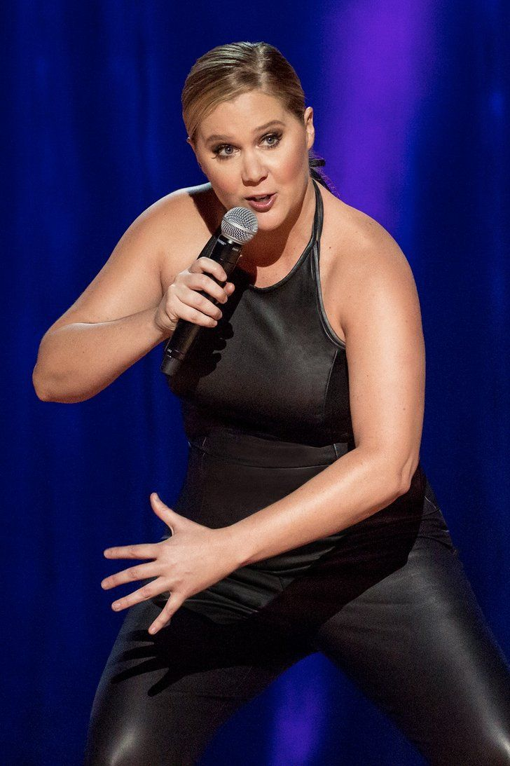 A Taste Of Amy Schumer S Leather Filled Stand Up Special Now On