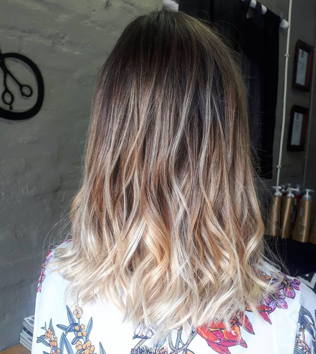 25 Ash Blonde Balayage Hair Color Ideas #lightashblonde
