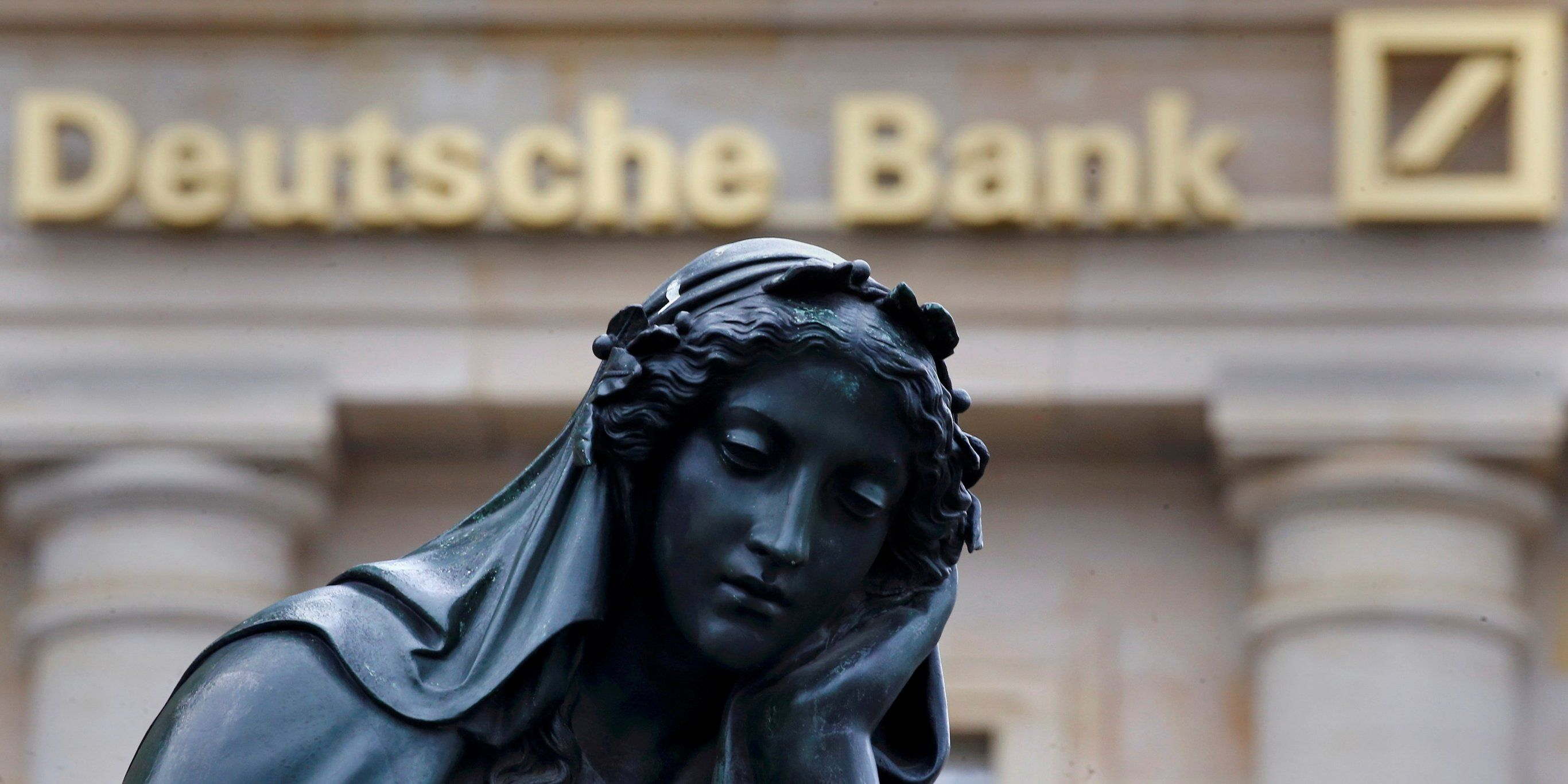 Deutsche Bank is mulling a big pull back from Britain due