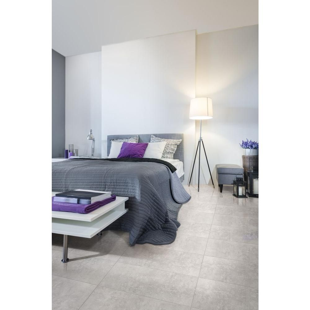 Celima imbrium gray 12 in x 24 in ceramic floor and wall tile bestow a traditional appeal to any room in your home with the help of this trafficmaster imbrium gray ceramic floor and wall tile dailygadgetfo Image collections