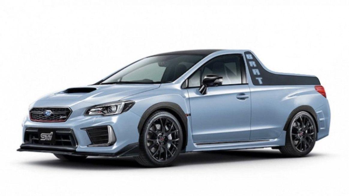 2020 Subaru Pickup In 2020 Subaru Baja Subaru Crosstrek Subaru