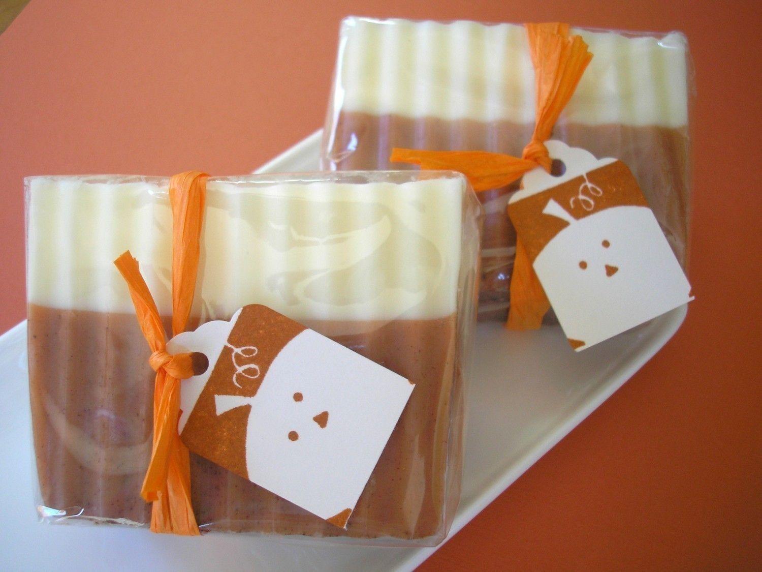 Soap - Spiced Pumpkin Pie - Halloween Fall and Thanksgiving. $5.00, via Etsy.