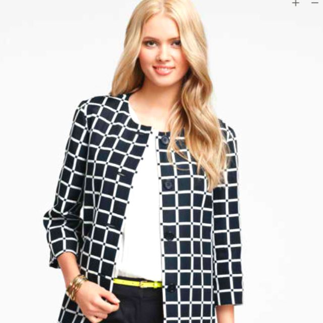 Cutest jacket from new Ann Taylor line!!!!! Love it!!!!