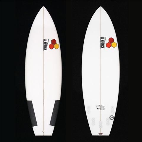 Neck Beard Al Merrick Surfboard