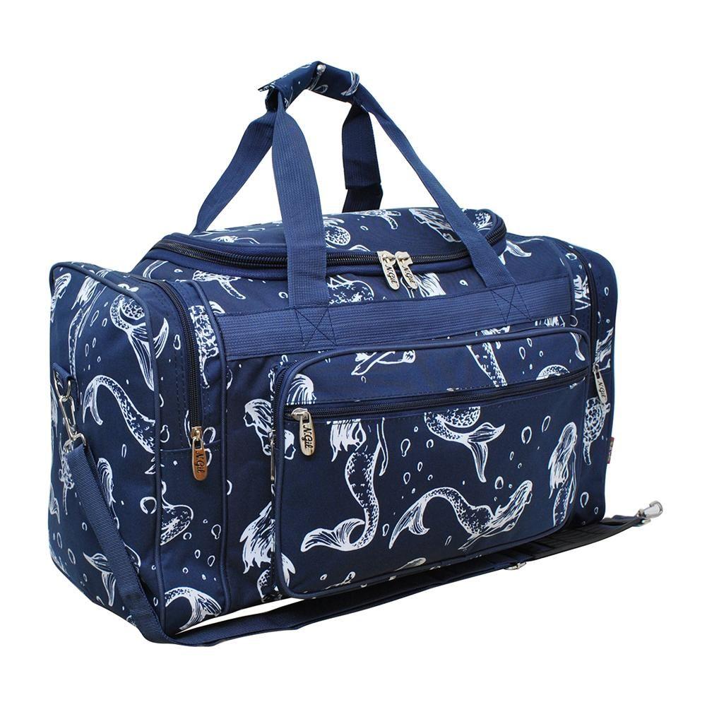 bd5fc46a420e NGIL Mermaid Duffle Bag 20 Inch-Nav