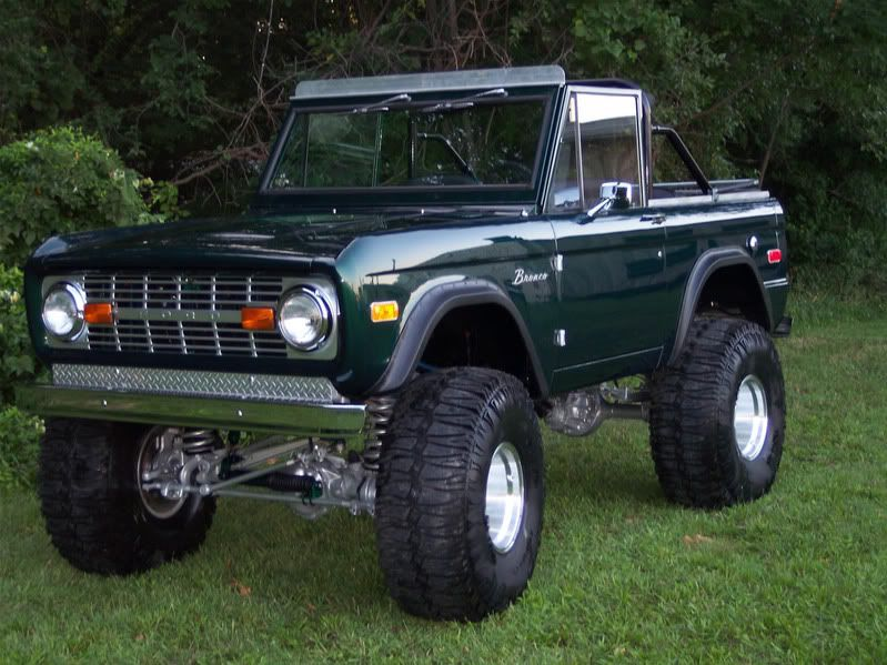 1972 Ford Bronco Get Cooking Http Chefdepot Com Trucks
