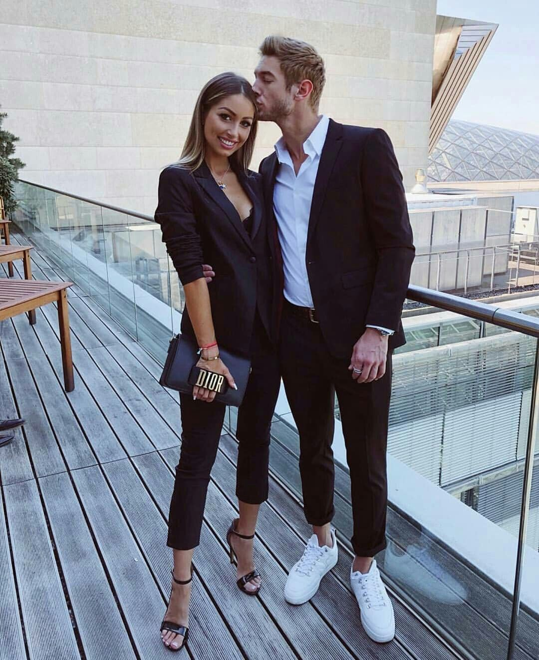 8db65ece3e4 Pinterest    tashbraz (Different shoes and shirt for him) Elegant Couple