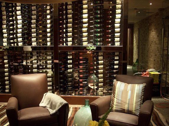 Wine Rack At Luma Restaurant Winter Park Cool Bars Best Bars In La Wine Bar