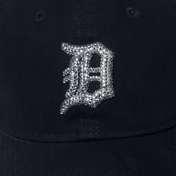 Swarovski Crystal MLB Hat Baseball Cap Women Trending Now  c2b2c6316bb2