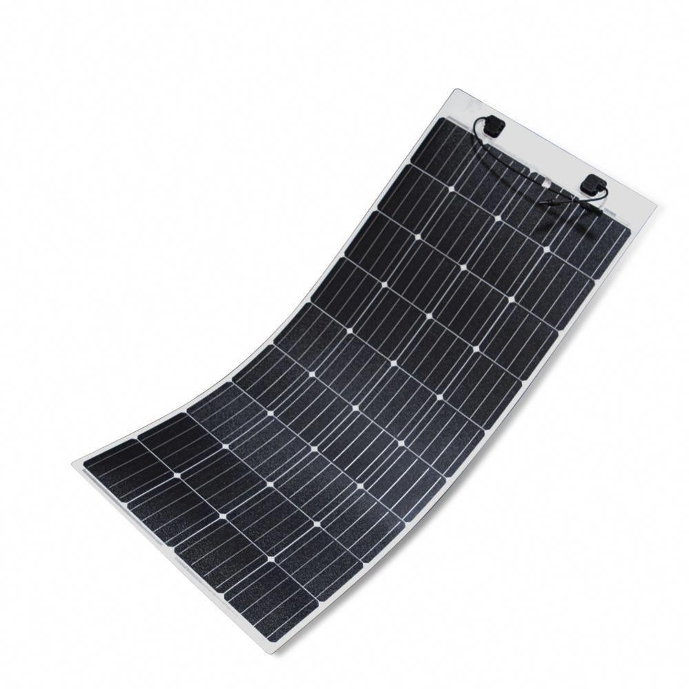 Renogy 160w Flexible Panel Solarpanelinstallation Solar Panels Monocrystalline Solar Panels Best Solar Panels
