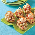 Beach-bound seafood & drinks recipes