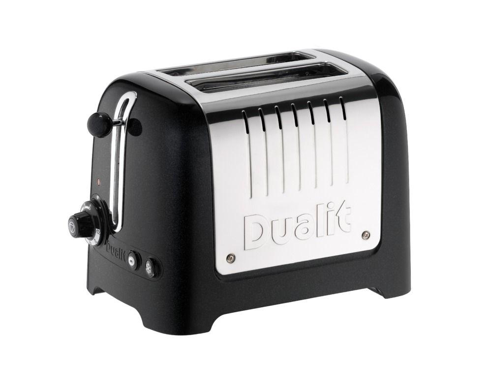 Gloss White Dualit | 4 Slice Lite Toaster