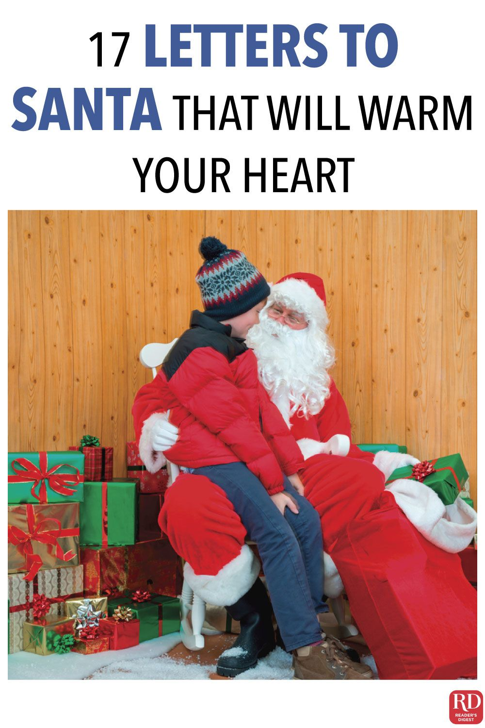 17 Letters to Santa That Will Warm Your Heart This Holiday