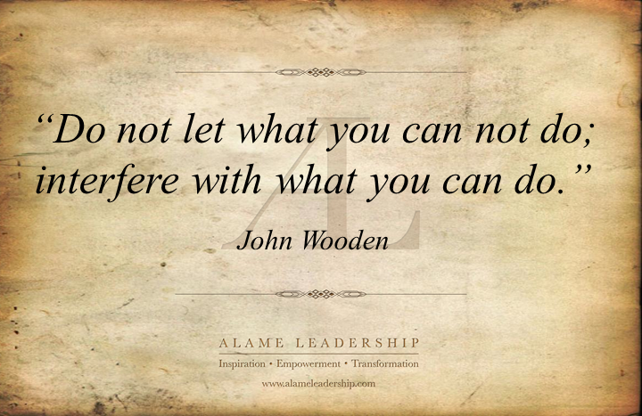 John Wooden Leadership Quotes Interesting John Wooden Quotes  John Wooden's Week Al Inspiring Quote On . Design Inspiration