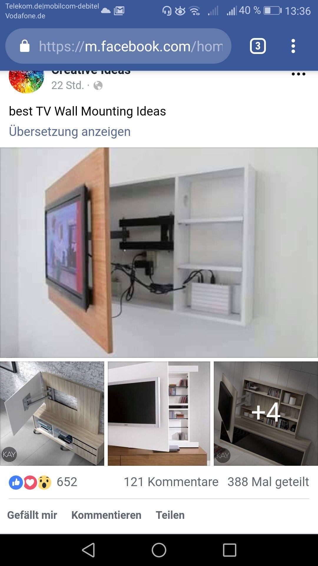 Tv Wand Kabel Verstecken Home In 2019 Tv Wand Kabel Verstecken