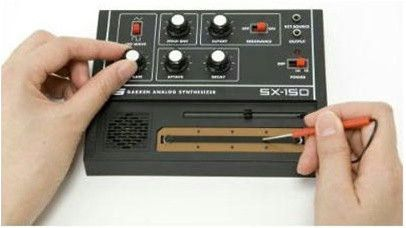 SX-150 Analog Synthesizer Kit