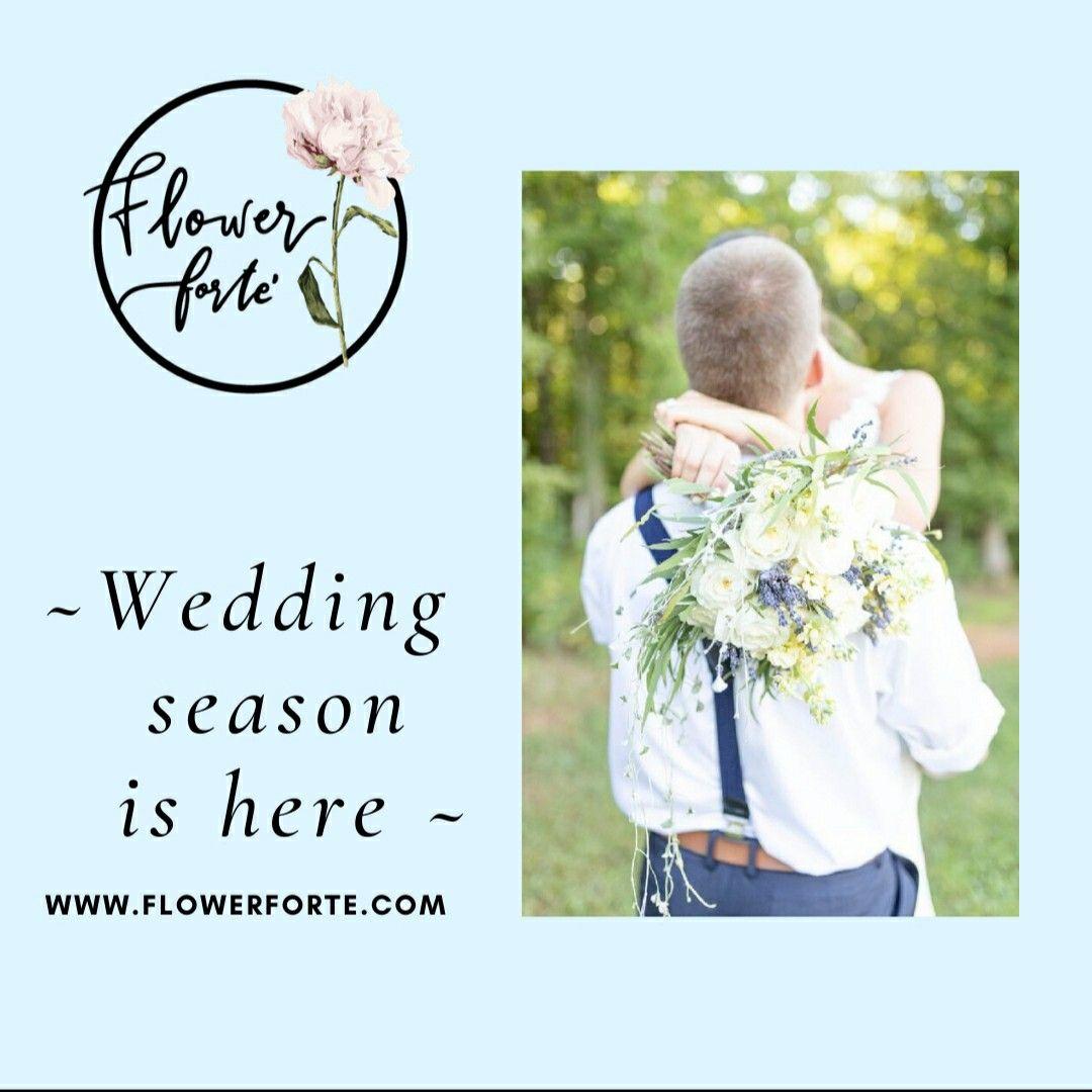 Wedding Season Is Here In 2020 Wedding Season Bridal Bouquet Flower Farm