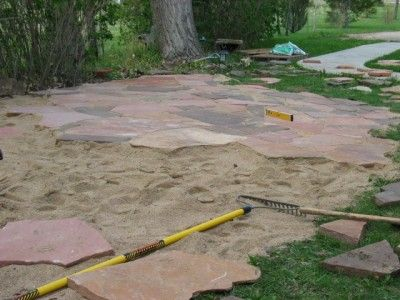 rock patios   Life is better on the porch   Pinterest ...