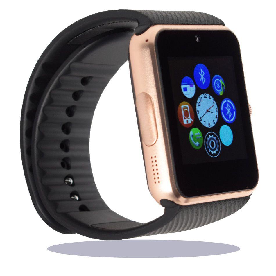 Bluetooth smart watch smartwatch armbanduhr tragbare geräte für android-handy mit kamera unterstützung sim tf karte pk dz09 gt08 gt88 //Price: $US $13.88 & FREE Shipping //     #smartuhren