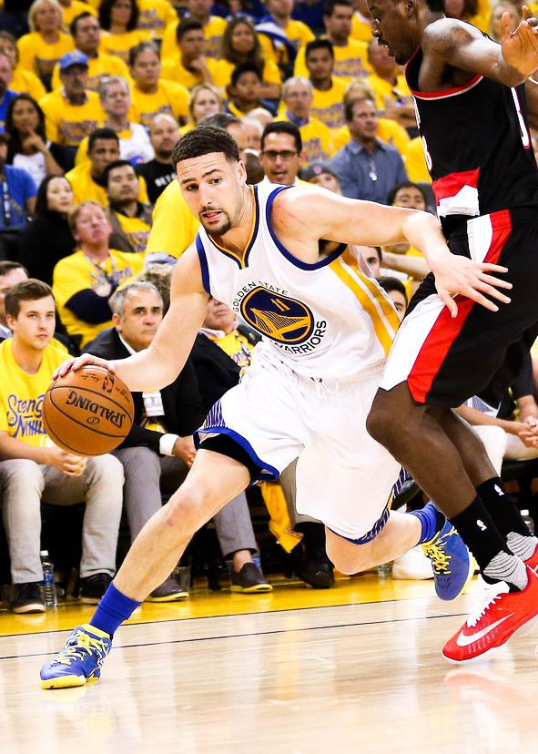 Klay Thompson 27pts 3rebs 3asts || 2016 Playoffs Round 2 Game 2