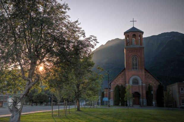 St Marys Catholic Church Fernie BC