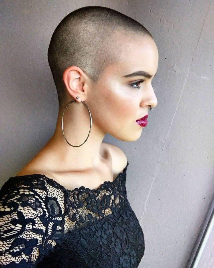 Kopfform glatze Frisur Glatze