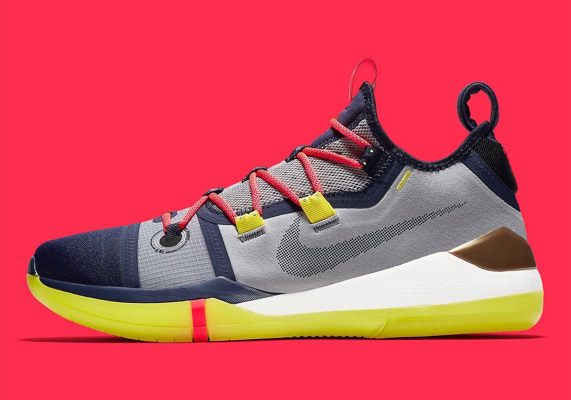 Nike Kobe AD Release Date AV3555-001  bca33eee9