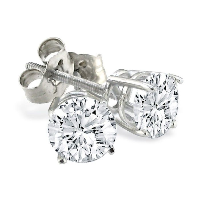 Limited Supply Click Image Above Most Por 1 3ct Diamond Stud Earrings