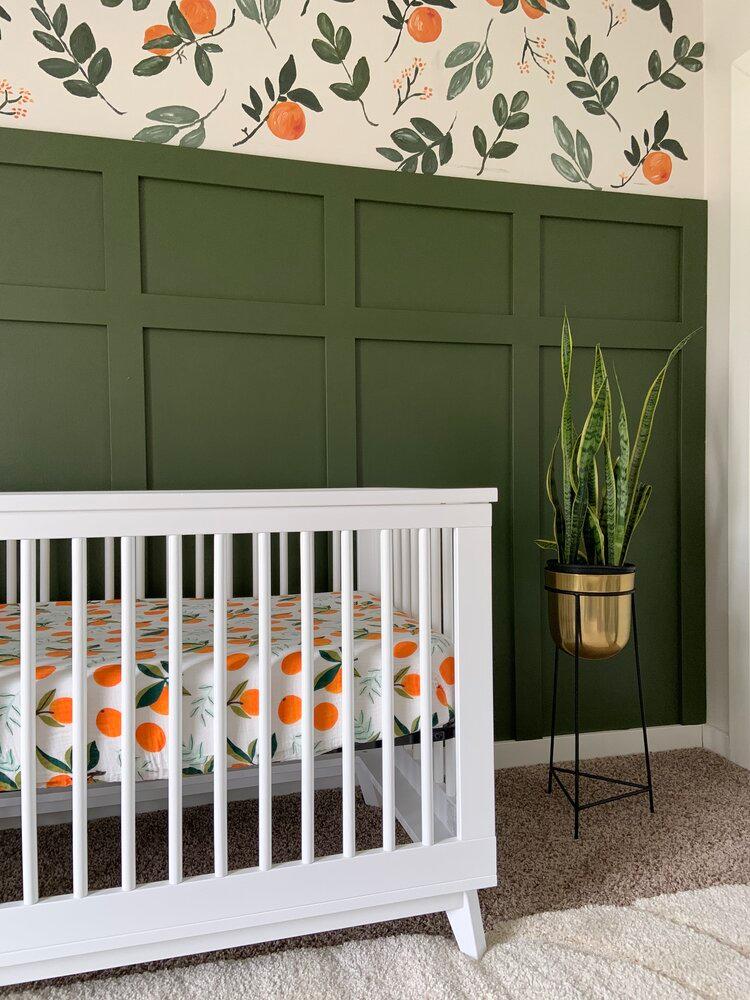 A Clementine, Gender Neutral Nursery — greywoodmama in