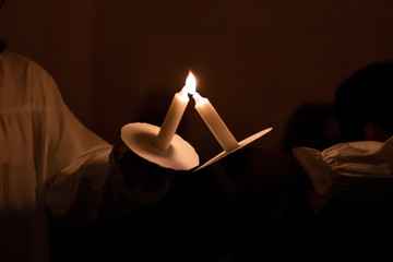 Hand Holding Candle Stock Photos Royalty Free Images Vectors Video Hand Holding Candle Holding Candle Royalty Free Images