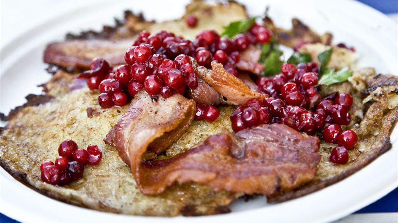 Amerikat Sover Dags Att Posta Svensk Husmanskost Swedish Cuisine Swedish Recipes Food