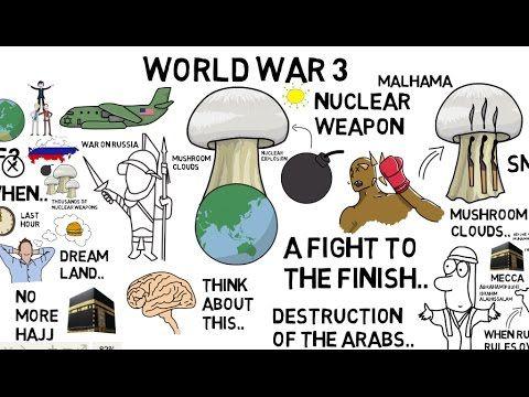 WORLD WAR 3 (The Malhama) - Imran Hosein Animated - YouTube