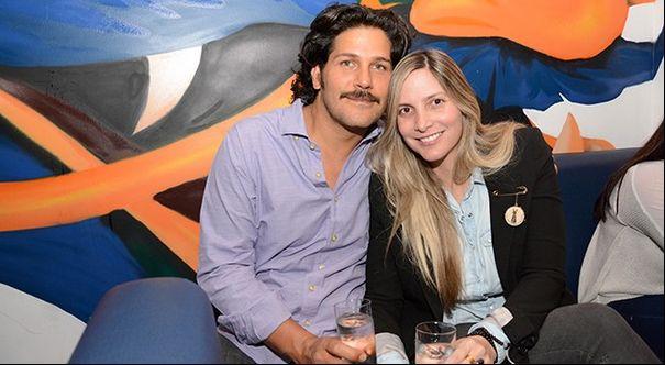 Roberto Cano y Marcela Salazar