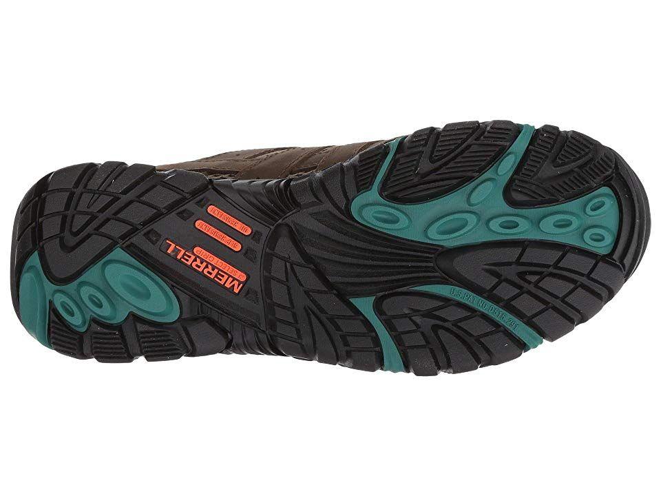 86917c46 Merrell Work Moab 2 Vapor SR Women's Shoes Boulder in 2019 ...