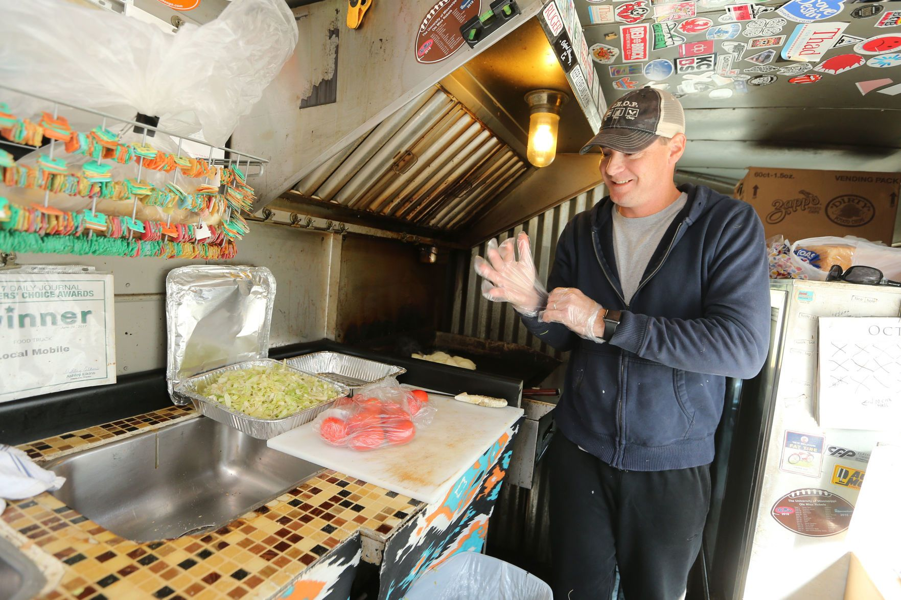 Tupelo Backs Away From Controversial Food Truck Rules Food Truck Tupelo Food