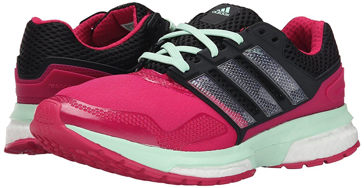 adidas Revenge Boost 2 Women's Techfit Running Shoes 9