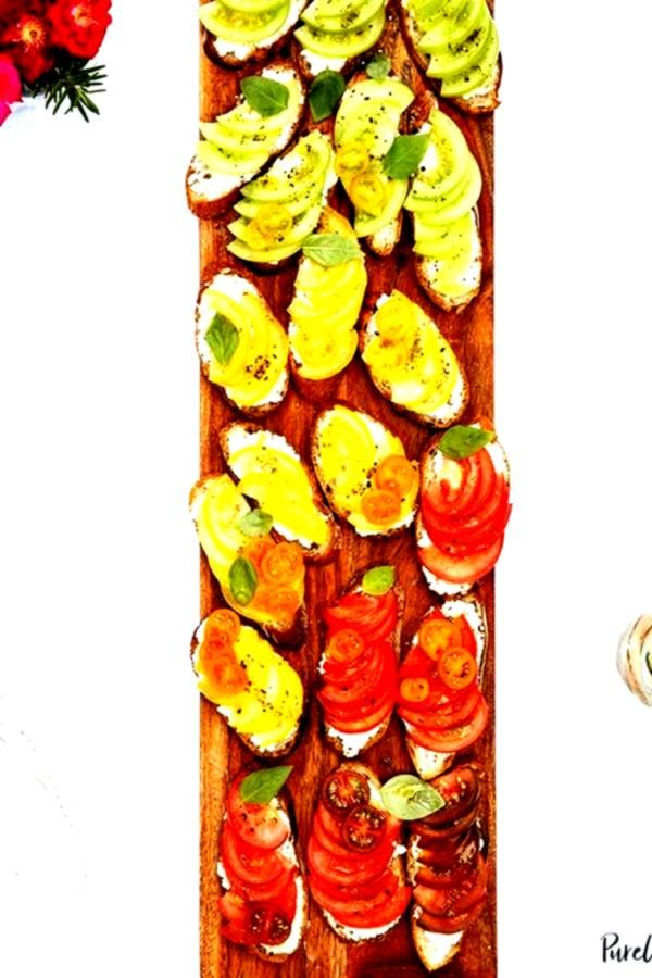 Snacks That Are on the Mediterranean Diet 20 Snacks That Are on the Mediterranean Diet TORTA CREPS Blackened Shrimp Avocado Cucumber Bites  Party  Fingerfood  Buffet Caul...