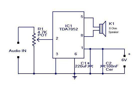 mini amplifier circuit ham stuff in 2019 audio amplifier electronic schematics circuit. Black Bedroom Furniture Sets. Home Design Ideas